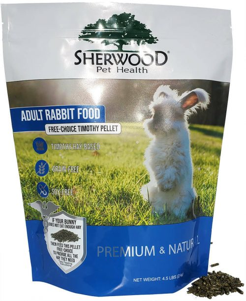 Sherwood Adult Rabbit Food